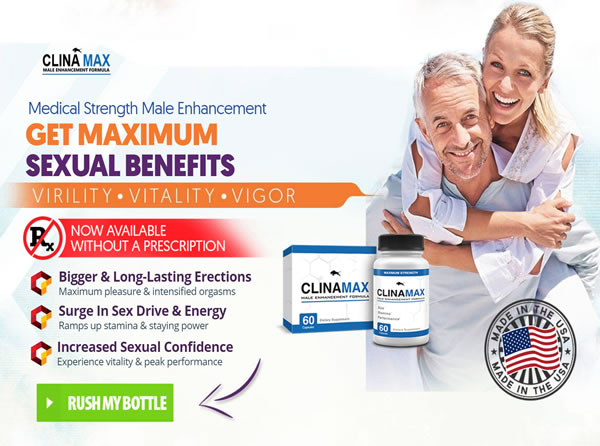 Free Trial offer Clinamax