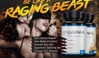 Priamax special offer and free trial