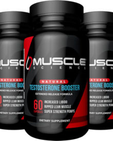 Muscle Science Testosterone Booster Review
