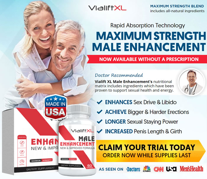 Vialift Xl male enhancement supplement