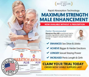 Maxatron Plus trial offer