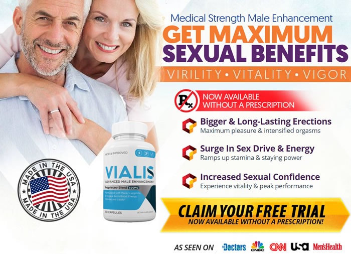 Vialis male enhancement free trial