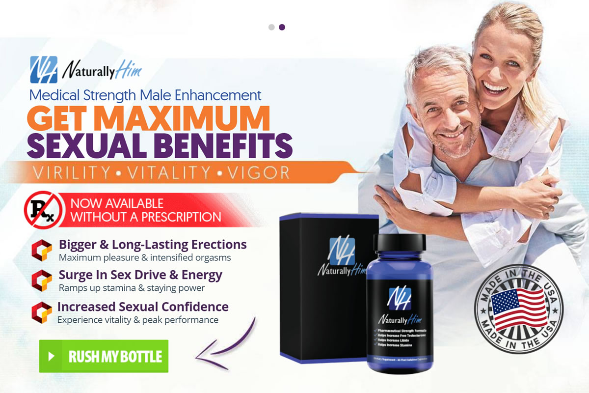 Naturally Him male enhancement pills free trial
