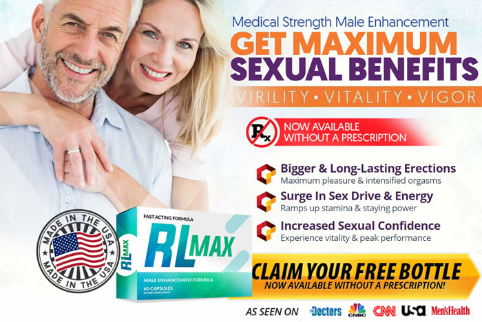 RL Max male enhancement pills free trial